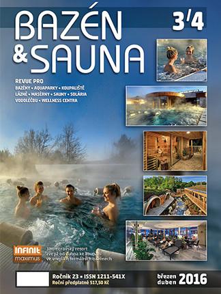 Bazén & Sauna 3/4 2016