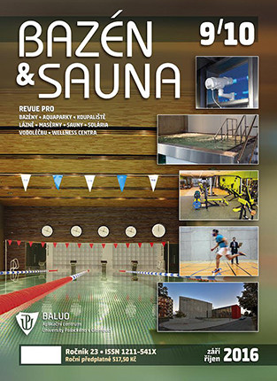 Bazen & Sauna 9/10 2016