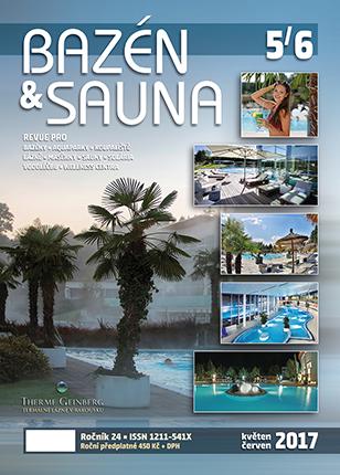 Bazén & Sauna 5/6 2017