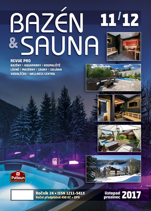 Bazén & Sauna 11/12/2017