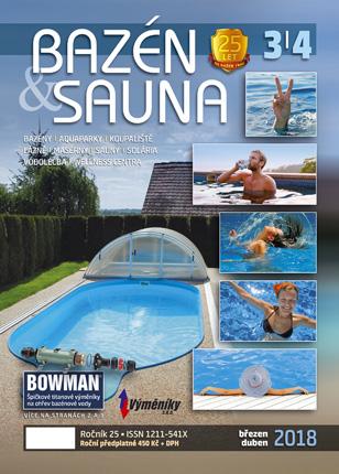 Bazén & Sauna 3/4/2018